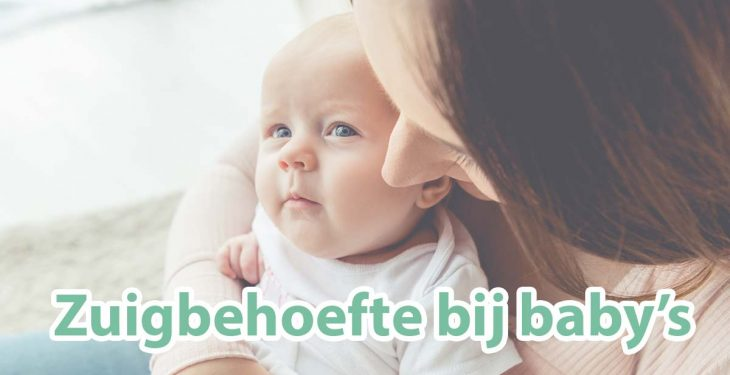 zuigbehoefte baby